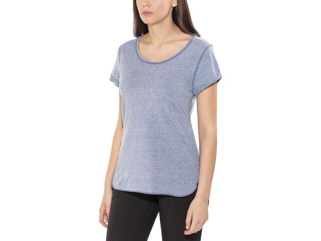 Columbia Trail Shaker SS Shirt Damen bluebell heather